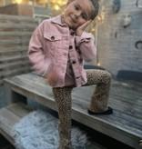 Kids Ambika Jacket Clara Corduroy Old Pink