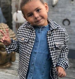 Kids Ambika Jacket Maartje Pied De Poule