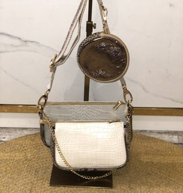 2018 Trio Bag Beige
