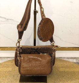 2018 Trio Bag Camel