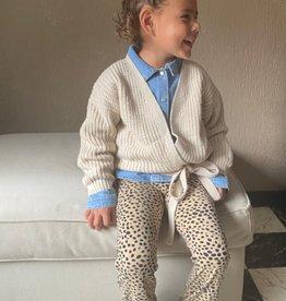 Kids Ambika Cardigan Knit Beige