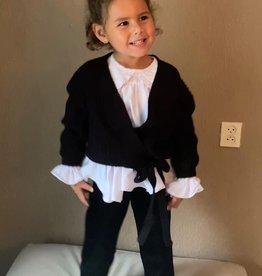 Kids Ambika Cardigan Knit Black