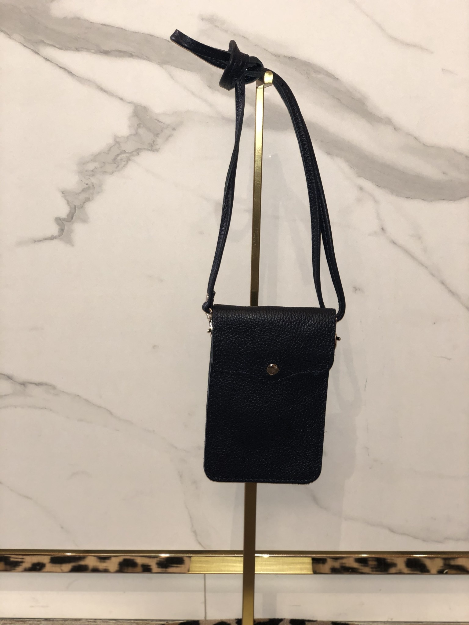 2015 Lipstick bag Dark Blue