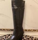 233 Boots Cowboy Croco