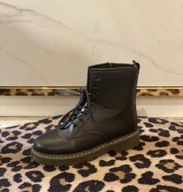 001 Boots Black label Zipper