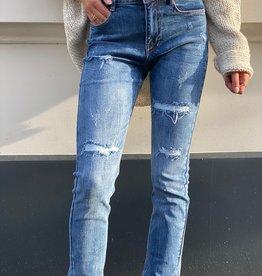012 Laulia Straight Jeans