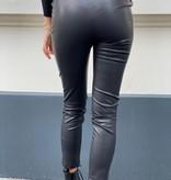 23270 Drole De Copine Leather Pants