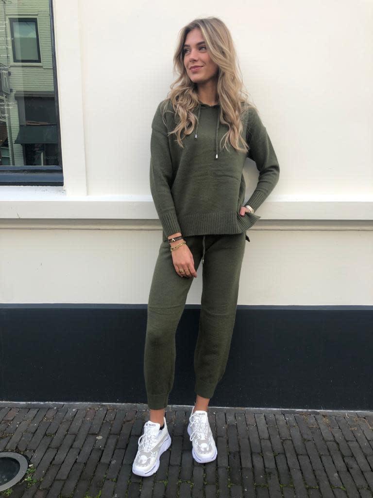 3362 Laetitia Mem Comfy Suit Green