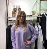 2077 Pinza Basic Sweater Purple