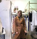 2085 2 Zijdige Coat Camel