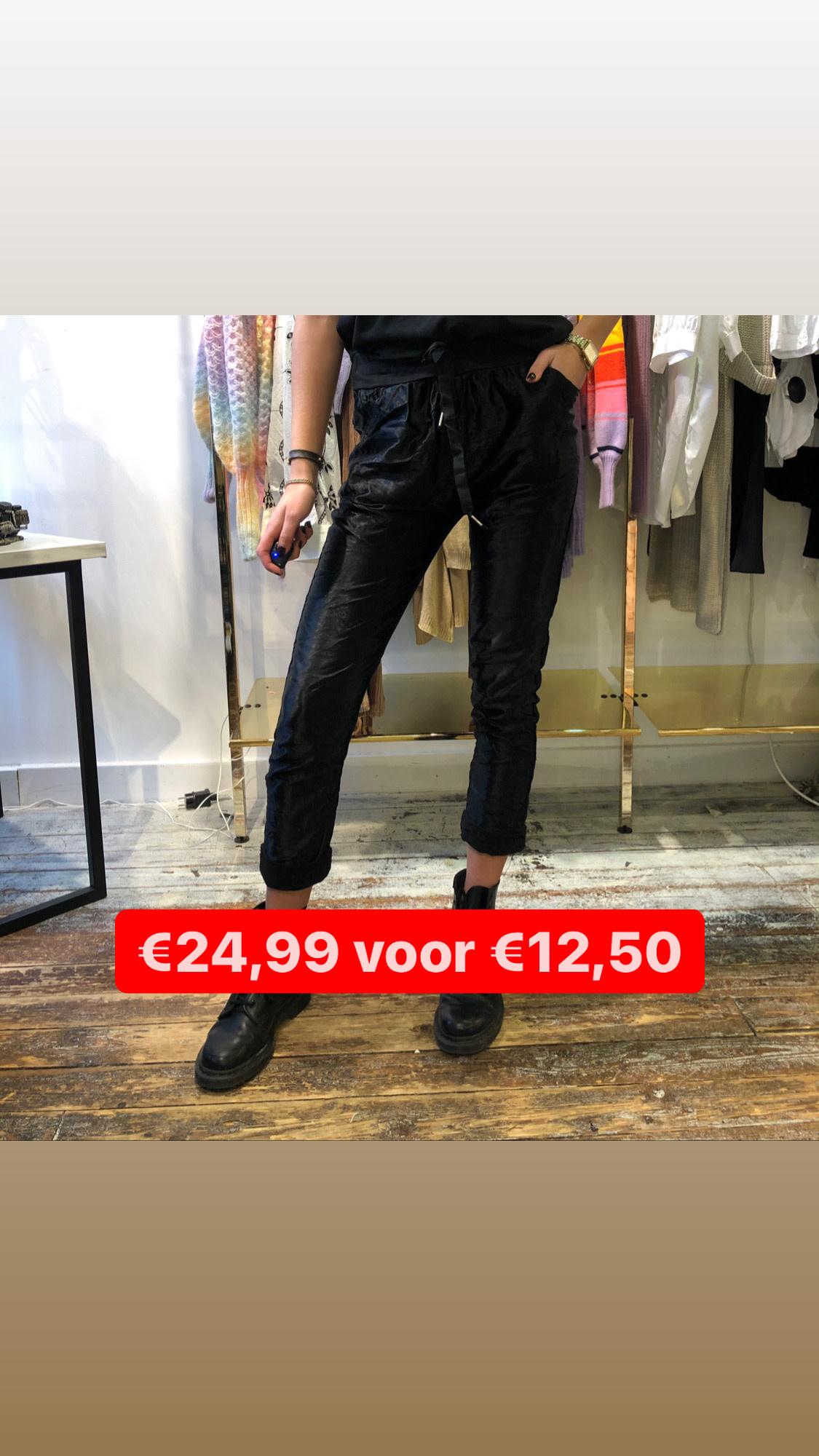 2097 Joggings Pants 19 Black