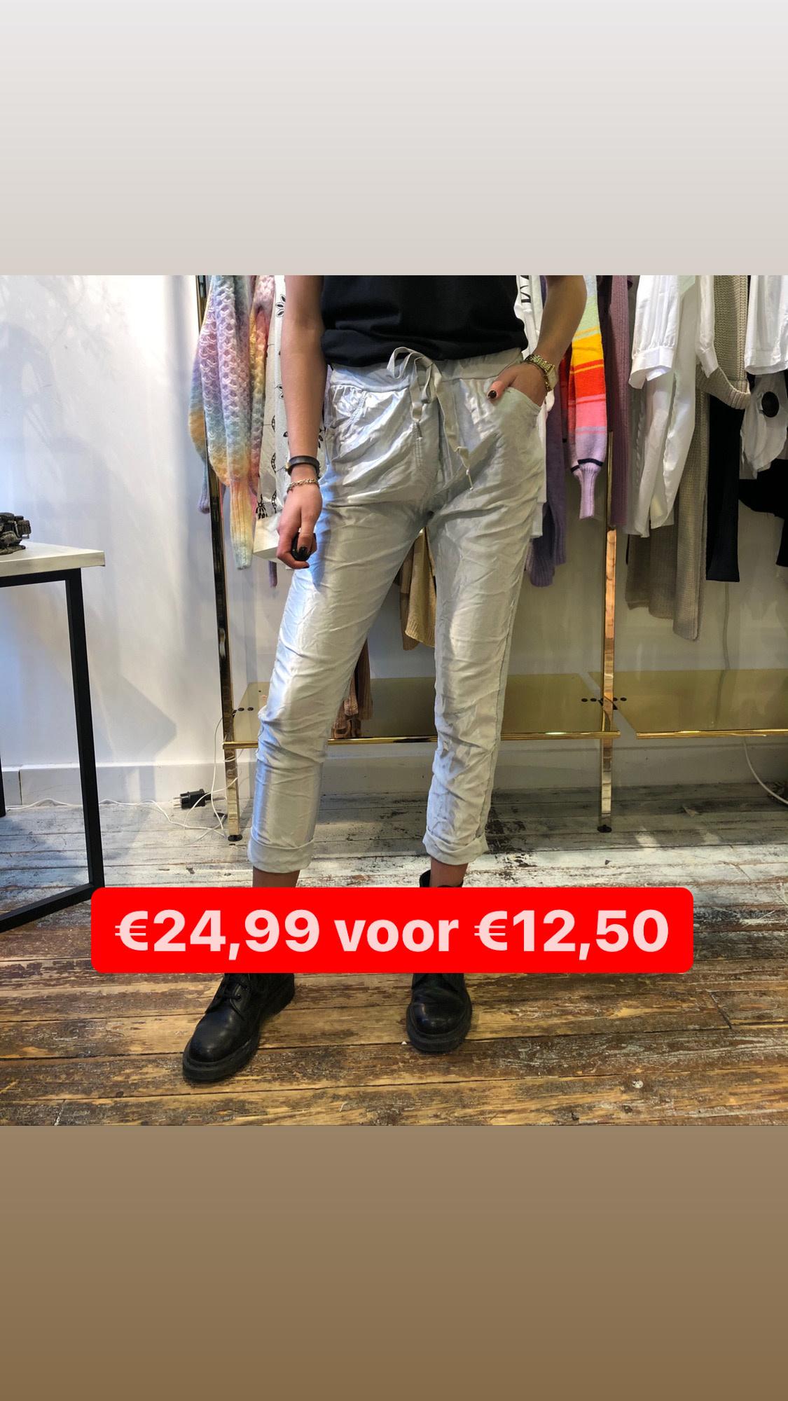 2097 Joggings Pants 19 Beige Blue