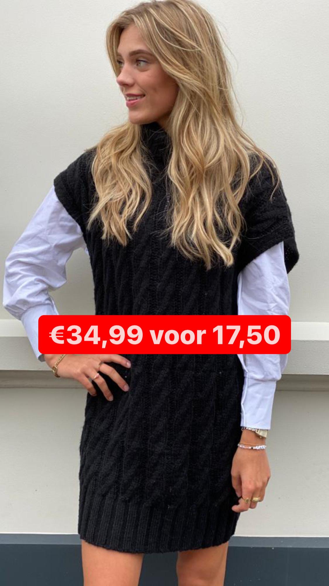 3831 Drole De Copine Spencer Col Black