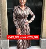 26 Akoz De Toi Dress Maxi Color