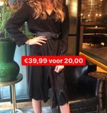 7597 Paris et Moi Dress Audrey Black