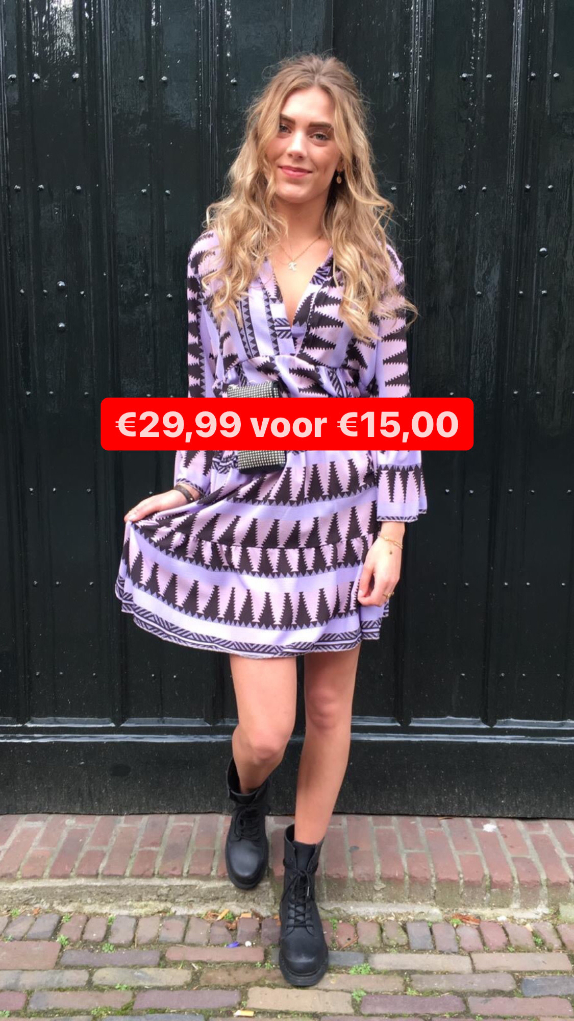 9991 F Fashion Dress Spanish Purple