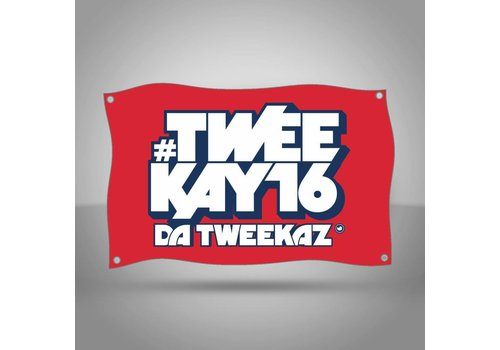 #Tweekay 16 Flag