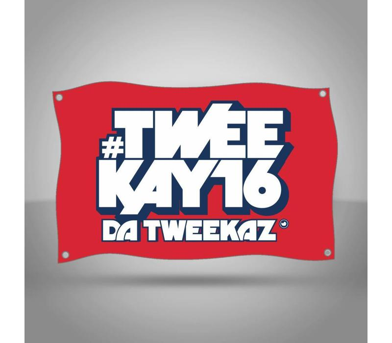 #Tweekay 16 Flag