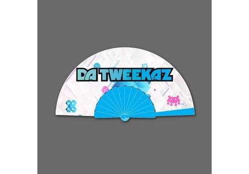 Da Tweekaz - Blue Fan