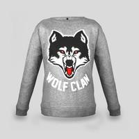 Wolf Clan - Women's Crewneck