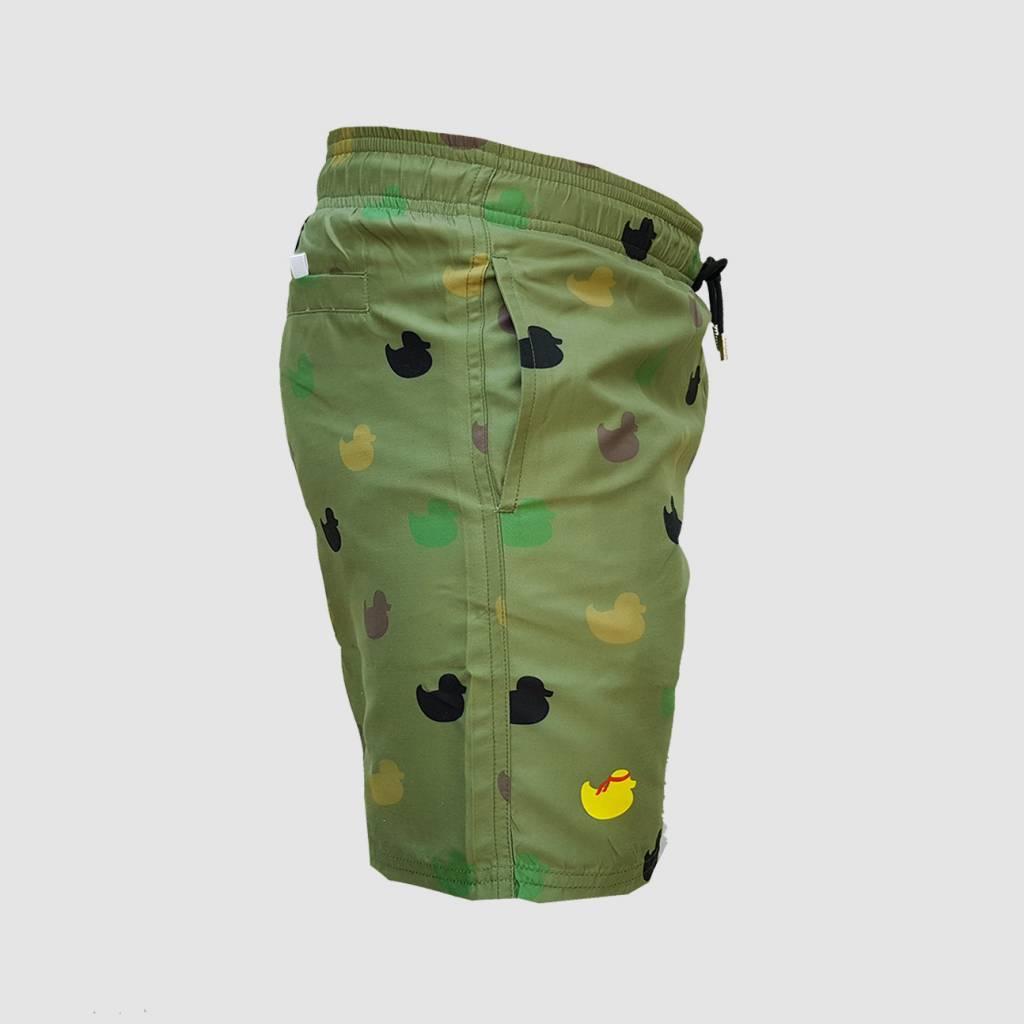 Army Zwembroek.Da Tweekaz Army Ducks Swim Shorts Dirty Workz Shop