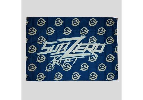 Sub Zero Project - Blue Smiley's Flag