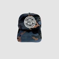 Dirty Workz - Genuine Hardstyle Cap  In Camo