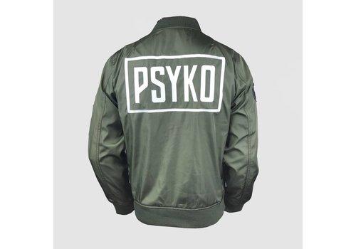 PSYKO Green Bomber