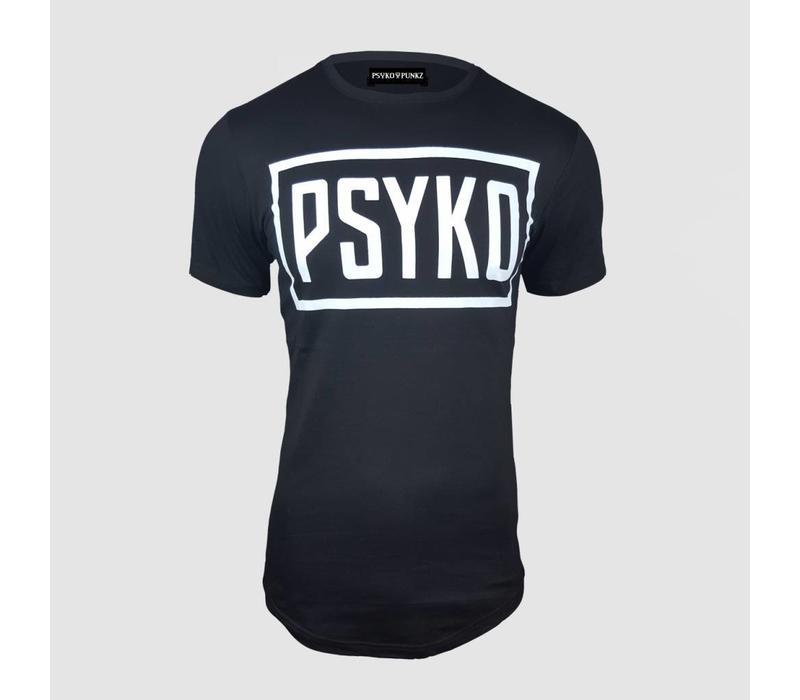 PSYKO Black T-shirt