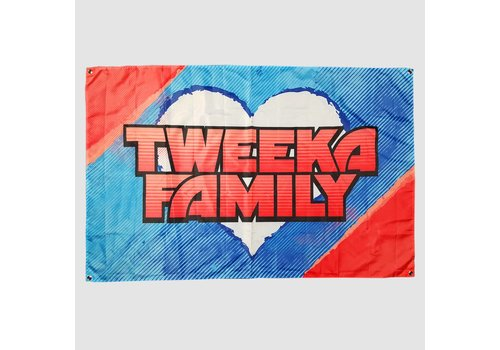 Da Tweekaz - Tweeka Family Flag