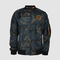 Dirty Workz - Military Bomber Jacket