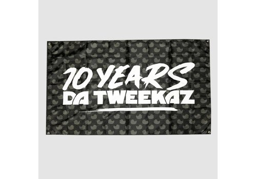 Da Tweekaz - 10 Years Da Tweekaz  Flag