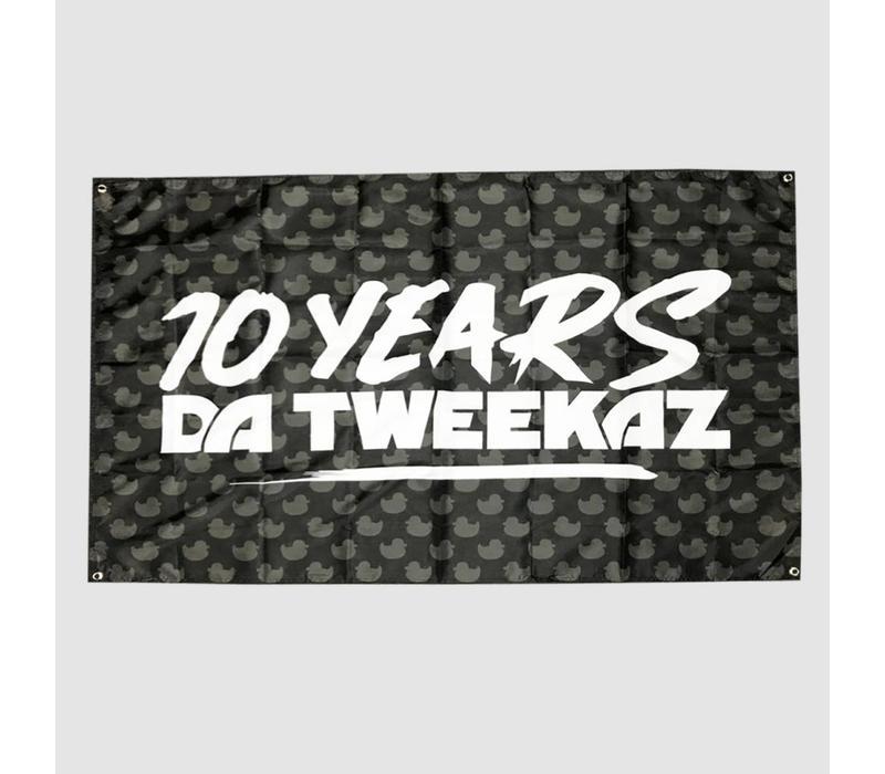 Da Tweekaz - 10 Years Da Tweekaz  Flag