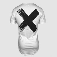Da Tweekaz - 10 Years  White Long-Tee