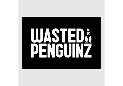 Wasted Penguinz - Official Flag | SOLD OUT