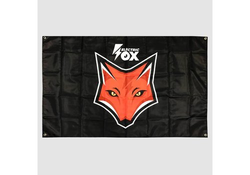 Electric Fox - Official Flag