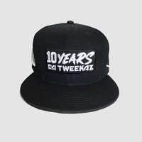 Da Tweekaz - 10 Years Snapback