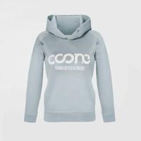 Coone - Y G & P Women's Hoody Light Blue