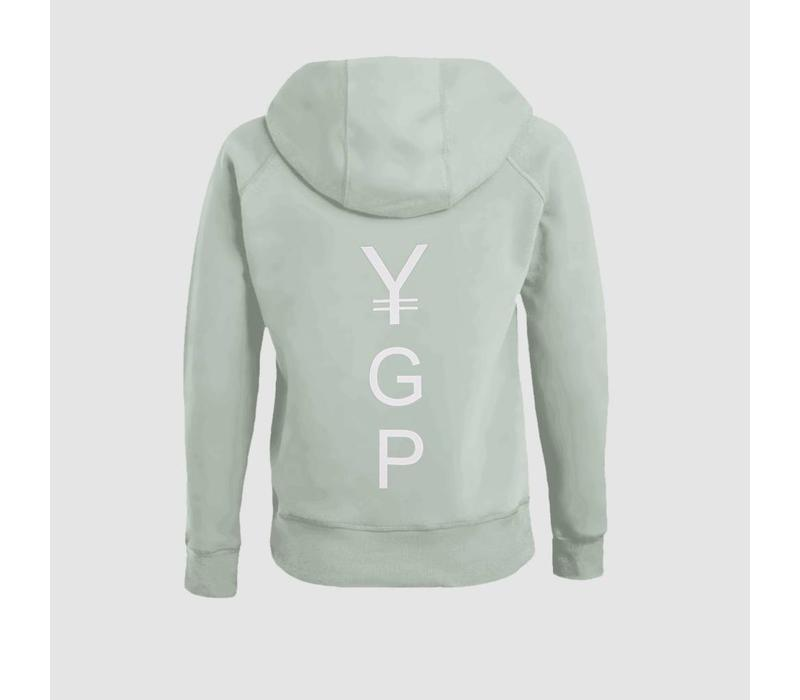 Coone - Y G & P Women's Hoody Opaline Green