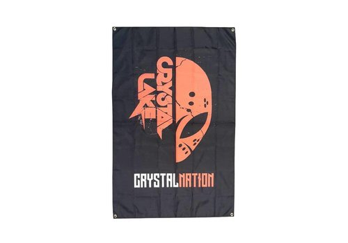 Crystal Lake - Crystal Nation Flag