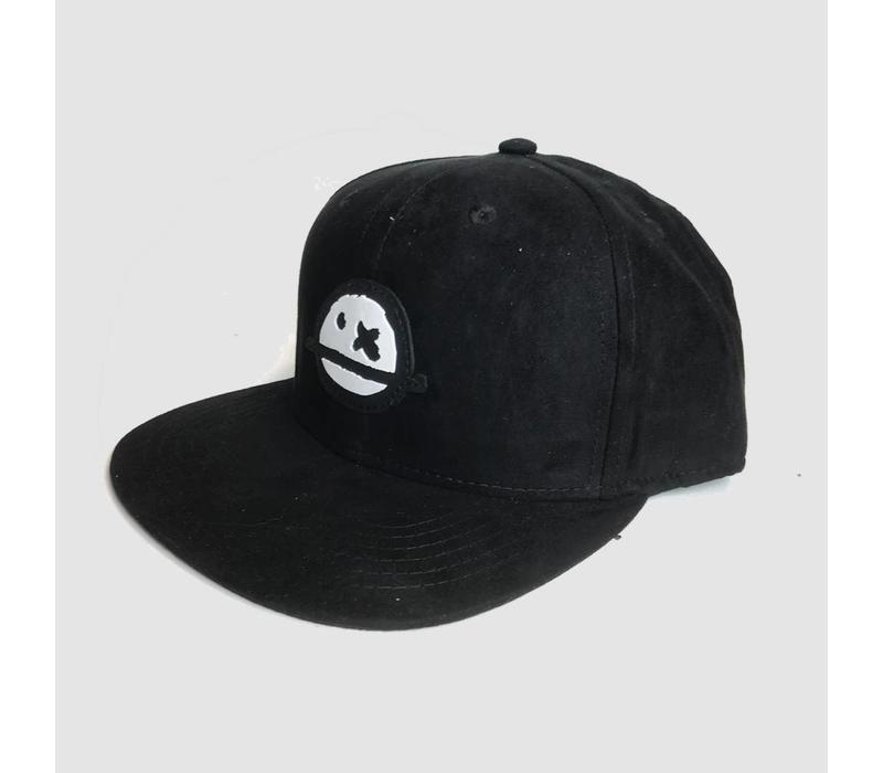 Sub Zero Project - Black Suède Snapback - Dirty Workz Shop - Dirty ... 215118aef1a