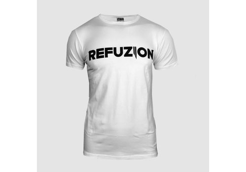 Refuzion - Official White T-Shirt