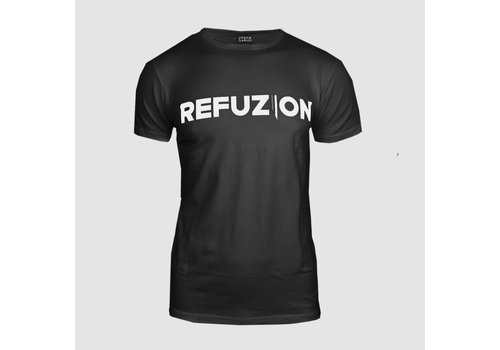 Refuzion - Official Black T-Shirt