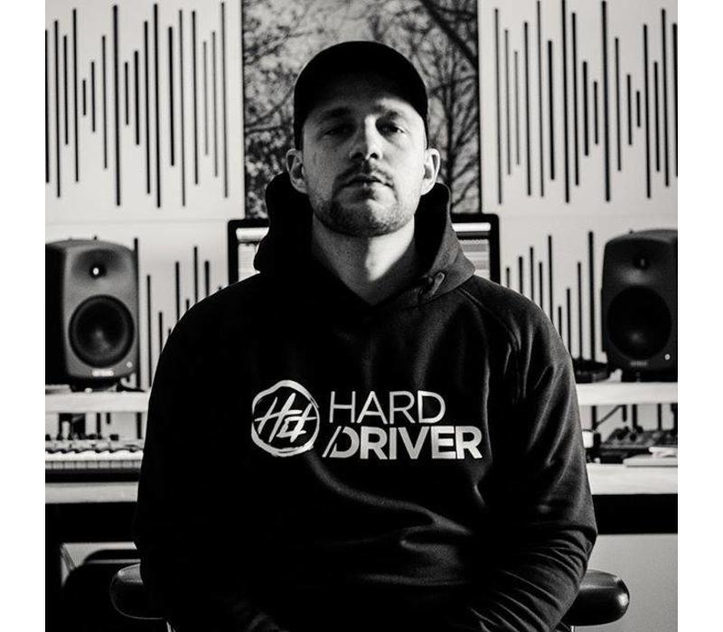 Hard Driver - Icon  Hoody