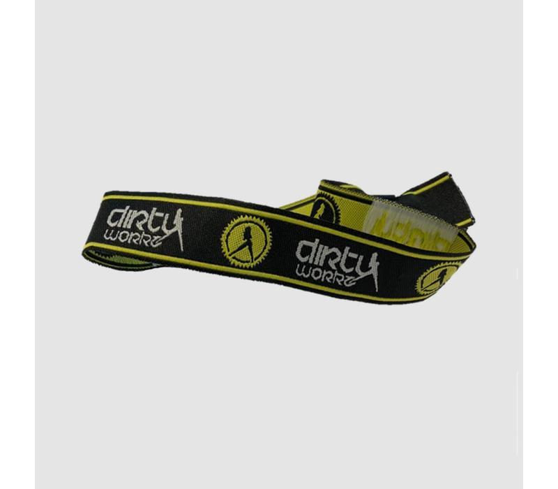 Dirty Workz - Iconic Yellow Bracelet