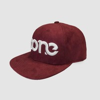 Coone - Burgundy YG&P Snapback