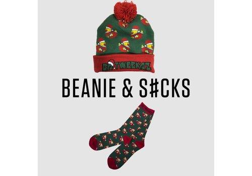 Da Tweekaz - Beanie & S#cks Set