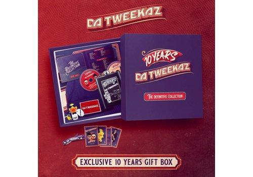 Da Tweekaz - 10 Years Giftbox