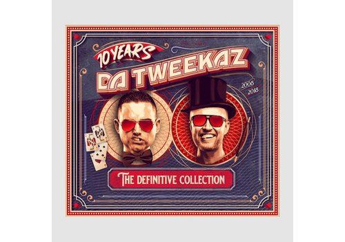 Da Tweekaz - The Definitive Collection 2CD Pre-Order