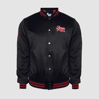 Electric Fox - Official Varsity Jacket